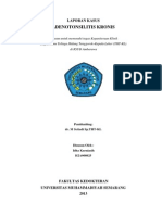 LAPORAN KASUS adenotonsilitis