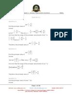 Chapter 2 Inverse Trigonometric Functions
