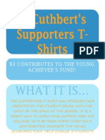 Supporter's t Shirt