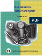 Physical Education Nine Ten English Version