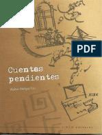 Cuantas Pendientes (carátula)