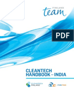 Cleantech Handbook 13 Jan 2014