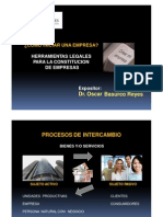 Presentacion Constitucion de Empresas