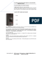 Launch x431 Master User Manual