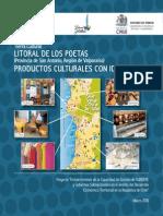 Tierra Cultural. Litoral de los poetas (Provincia de San Antonio, Región de Valparaíso). 2010