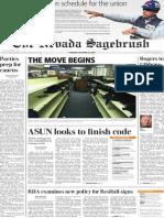 Nevada Sagebrush Archives 10/23/07