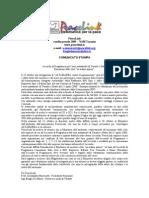 Diffida Di PeaceLink Al Ministero Dell'Ambiente