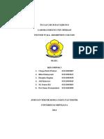 Tugas Umum dan Khusus Wetted Wall Column Absorptian