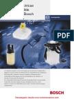 Bomba Combustible y Pre Filtro