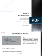 UAM Alan Badillo # Proyecto Teoria de Control