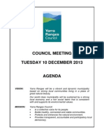 13-12-10 council meeting agenda with attachments