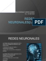 Redes Neuronales(i