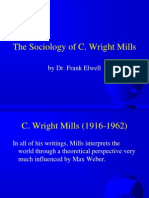 The Sociology of CW Mills