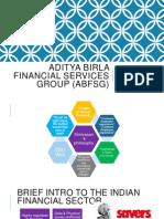 Aditya Birla Financial Services Group (ABFSG)