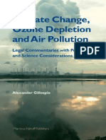 207115320 Climate Change Ozone Depletion and Air Pollution
