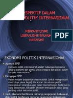 Ekonomi Politik Internasional