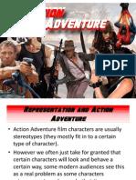 Action Adventure Representation