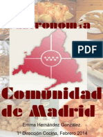 Gastronomia Madrid Ed3