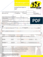 Frdermitgliedsantrag 2014 Zum Ausfllen Am Pc