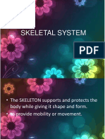The Skeletal Systems