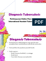 Diagnosis tuberculosis