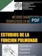 Metodos Diagnosticos y Terapeuticos en Neumologia Completa