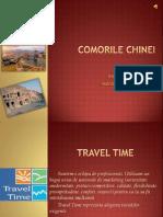 prezentare circuit turistic