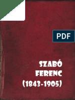 Szabó Ferenc (1843-1905)