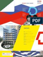 ISDI Brochure