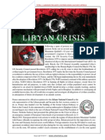 Libyan Crisis Csm July 2011