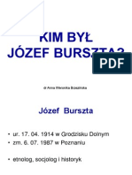 Józef Burszta