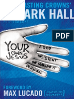 Your Own Jesus by Mark Hall, Chapter 1