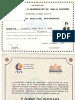 Cursos Certificacion Nivel 2