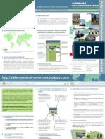 Dépliant blog Défense et Environnement