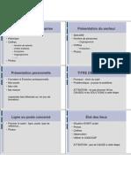 Présentation type CQPM