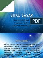 Suku Sasak