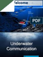 Underwater Communication