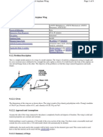 9.1. Modal Analysis of a Model Airplane Wing