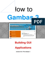 How to Gambas - Building GUI Applications-0.0.1
