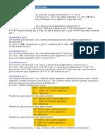 Alguns critérios de divisibilidade (2)