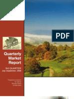 2009 3rd Quarter BH Reports