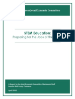 STEM Education - Preparing for the Jobs of the Future