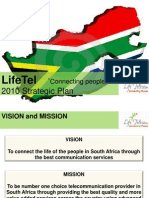 LifetTel Strategic Plan