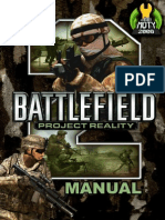 Project Reality v0.91 Manual PT BR