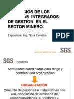 Beneficios de Los Sistemas Integrados (SGS)