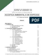 Acustica Ambiental e de Edificios