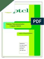 PTCL Financial Analysis