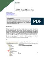 c(Sharp) Part 6 - SQL 2005 Storerd Procedure