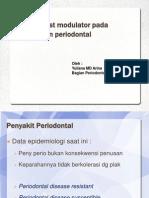 Bahan Host Modulator 09 - Drg. Yuliana, M. Kes
