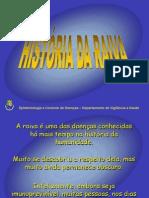 História da Raiva